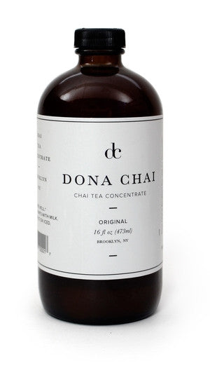DONA CHAI - CONCENTRATED CHAI - 16oz bottle