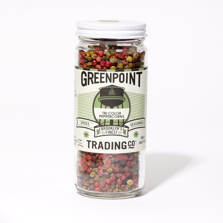 Tri-Color Peppercorns