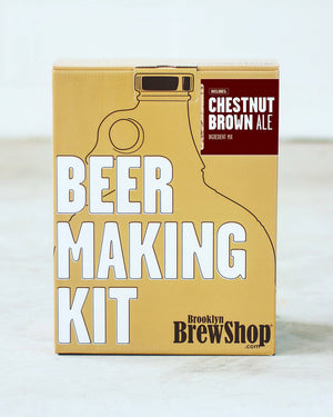 Chestnut Brown Ale Beer Making Kit