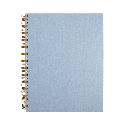 APPOINTED NOTEBOOK - CHAMBRAY