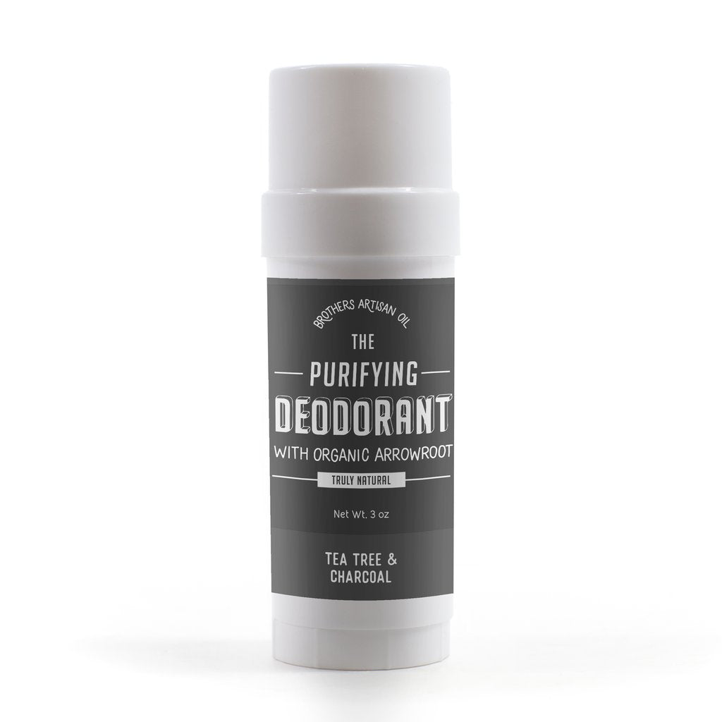 Magnesium Stick Deodorant - The Purifying Deodorant