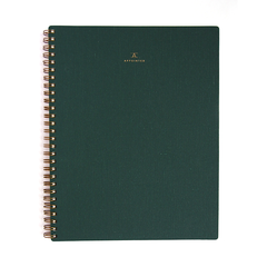APPOINTED NOTEBOOK - HUNTER