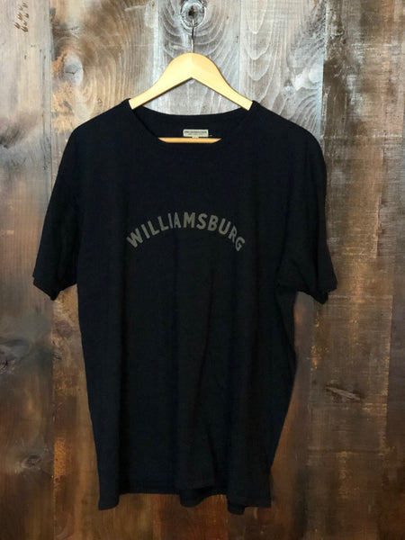 Williamsburg Neighborhood Souvenir Tube Tee - THE BILLYBURG