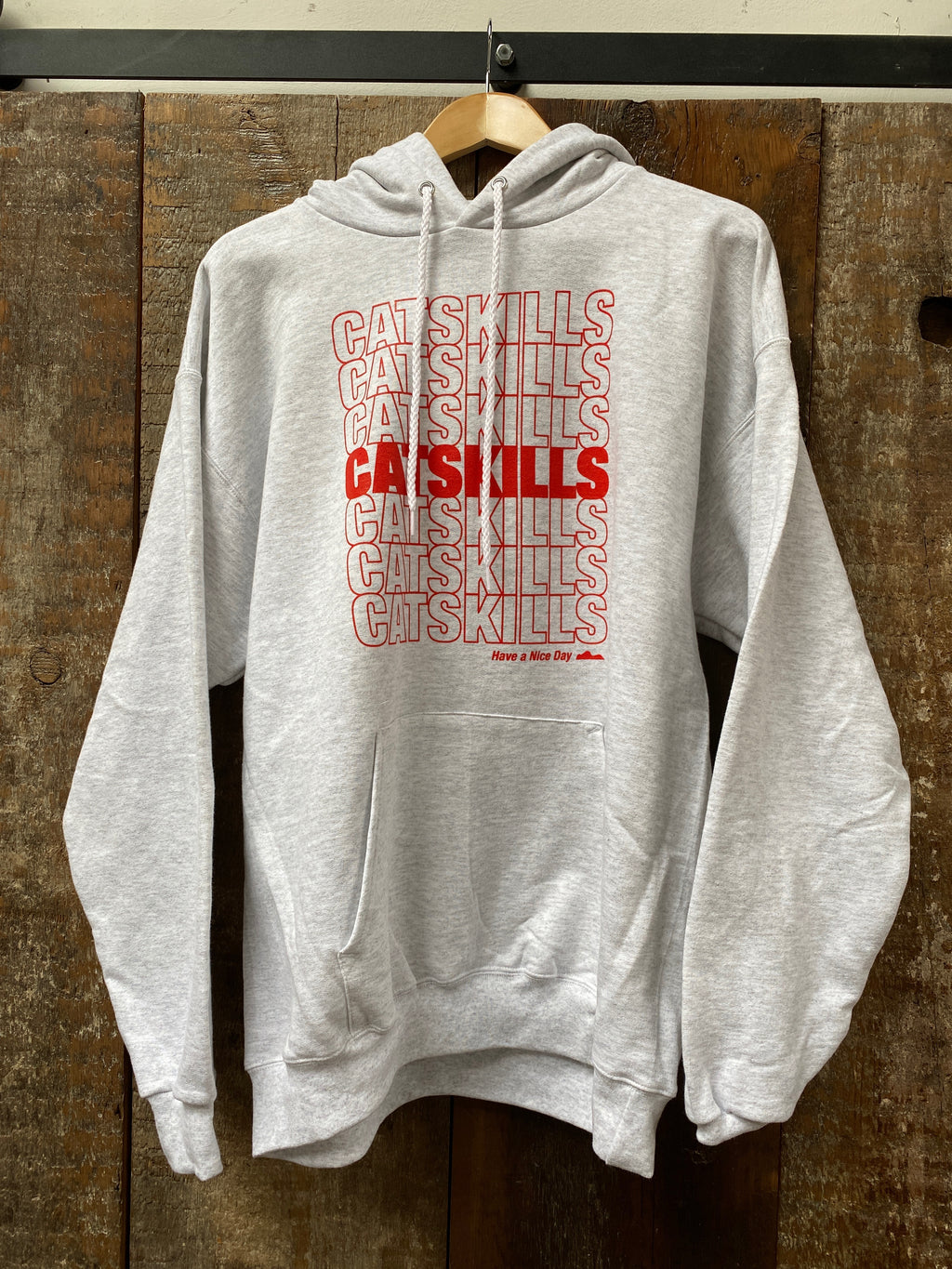 Catskills - Have a Nice Day - HOODIE