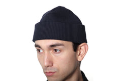 "KLAXON HOWL ""TRUE WATCHCAP"" IN NAVY"