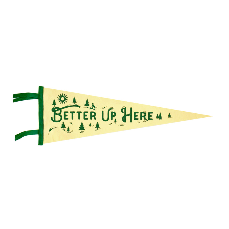 Better Up Here (Day)