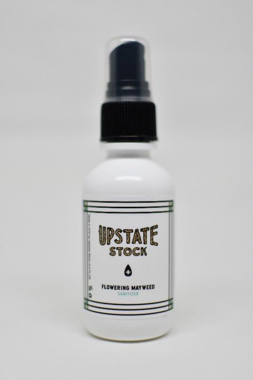 UPSTATE STOCK - 2oz Spray Hand Sanitizer - FLOWERING MAYWEED