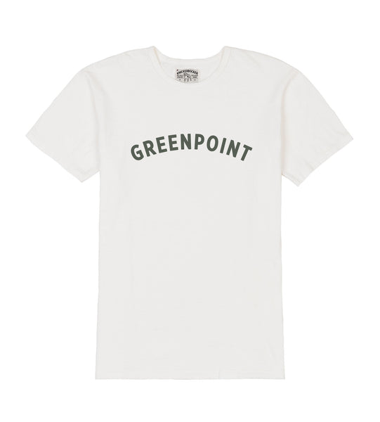 "Greenpoint Souvenir Tube Tee - ""The Greenpointer"""