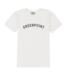 "Greenpoint Souvenir Pocket Tee - ""The Greenpointer"""