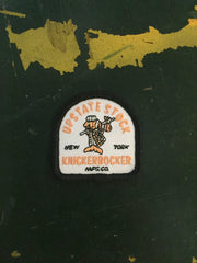 "U.S. Mini ""Drifter"" Patch - White"