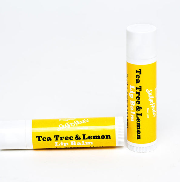 TEA TREE & LEMON LIPBALM