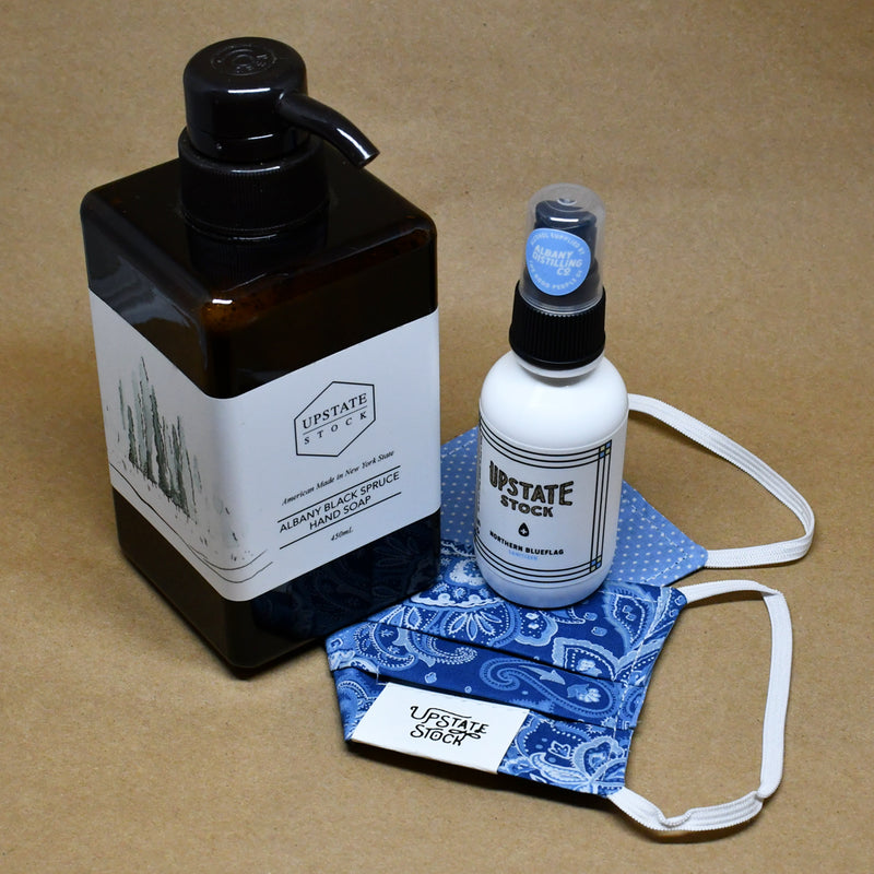 U.S. Quarantine Kit - S/M Mask