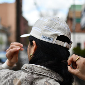 USNY 6-Panel Cap - Ballpark White