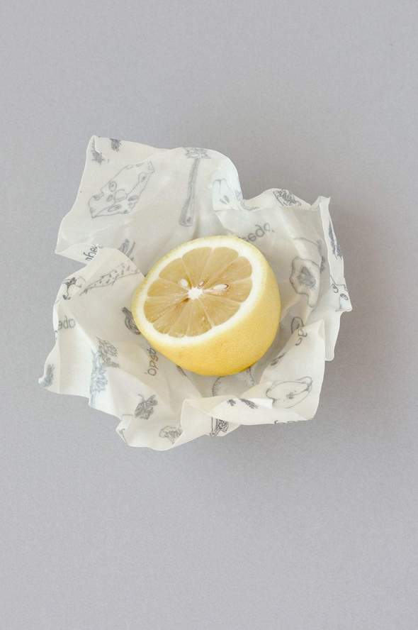 ABEEGO - beeswax food wrap - SMALL