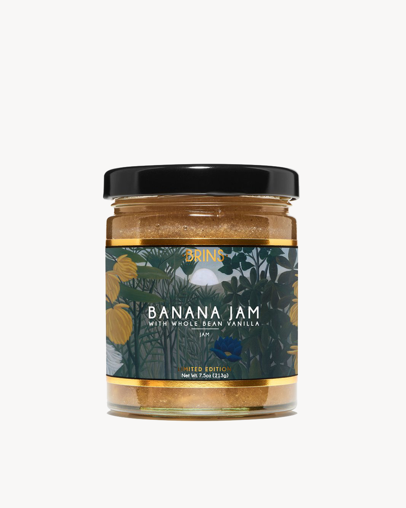 Banana Jam 7.5oz Met Edition