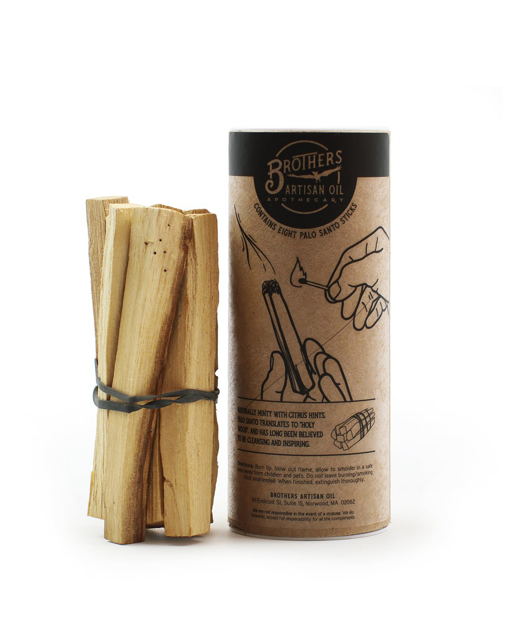 Palo Santo Smudge Stick Bundle