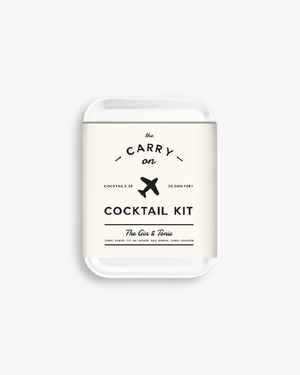 The Cocktail Kit - Gin & Tonic