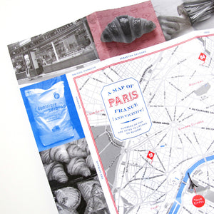 Volume 6 Paris Croissant Map