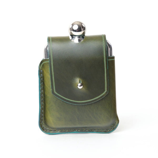 River Flask - Green