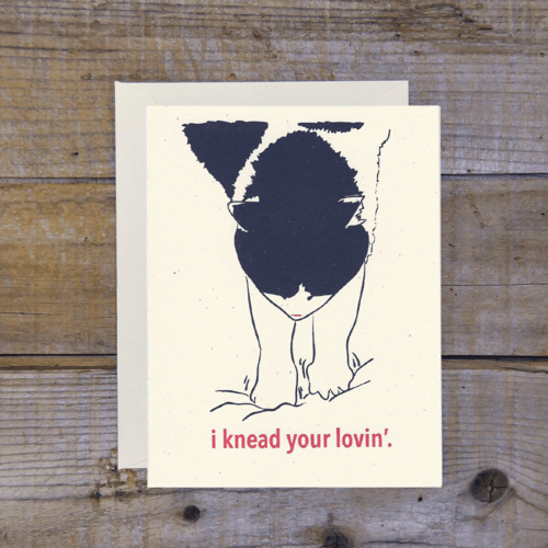 I Knead Your Lovin'