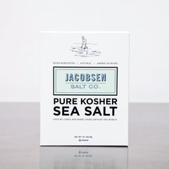 JACOBSEN SALT - Pure Kosher Salt