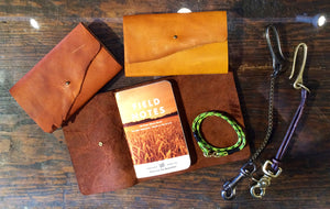 Mesquite Field Notes and Passport Covers