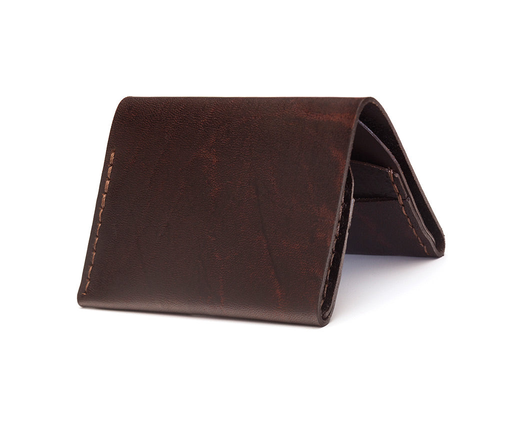 NO.4 WALLET - MALBEC
