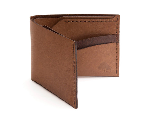 NO.6 WALLET - WHISKEY