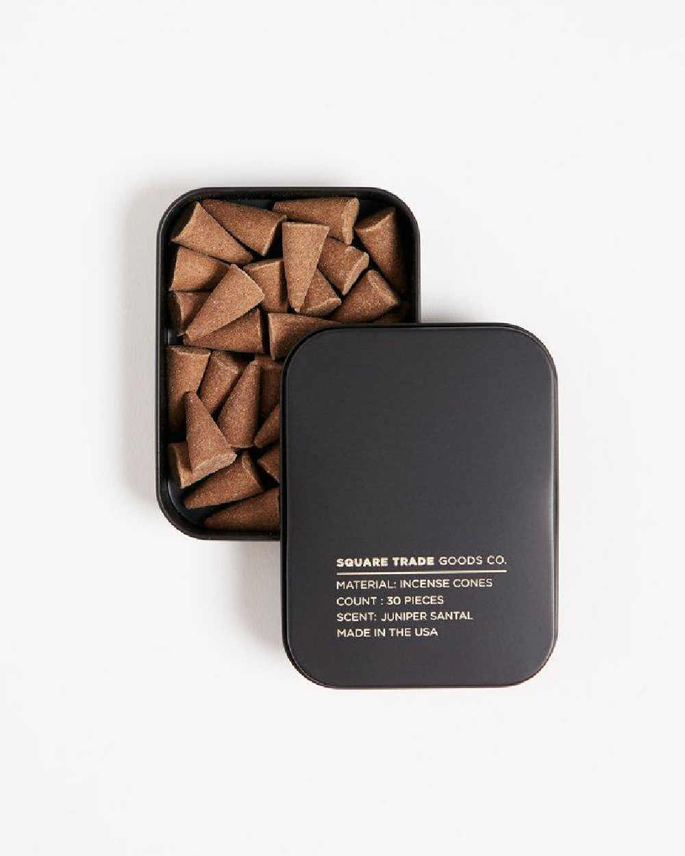 Juniper Santal Incense Cones