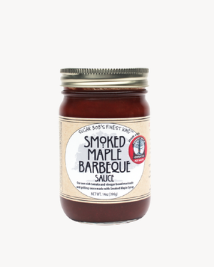 Smoked Maple BBQ Sauce