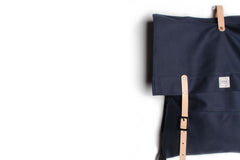 UPSTATE STOCK X D'EMPLOI RUCKSACK - HEAVY NAVY TWILL