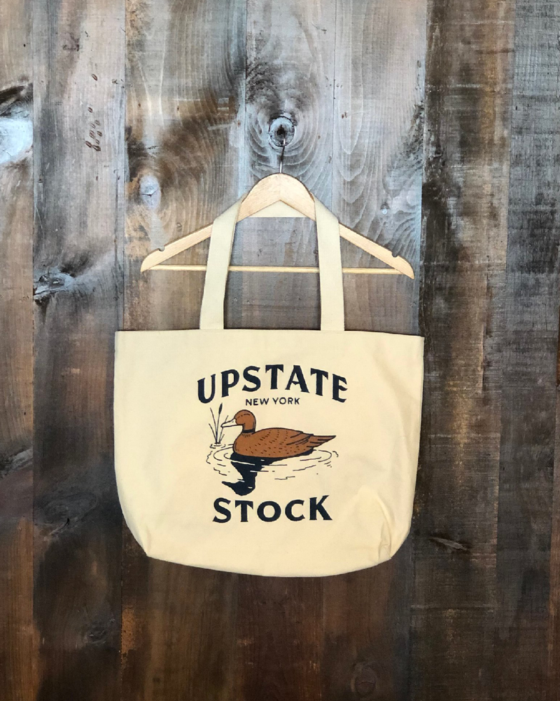 TOTE BAG -  DUCK  / NY MADE
