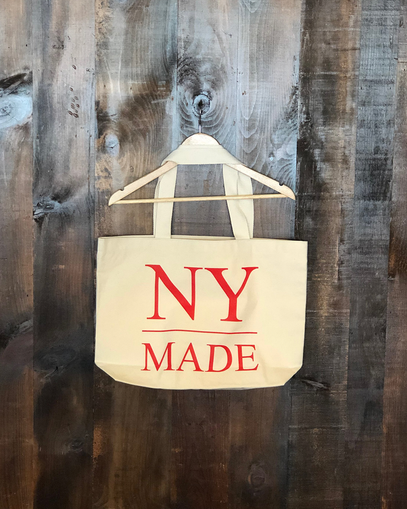 TOTE BAG - CAMPFIRE / NY MADE