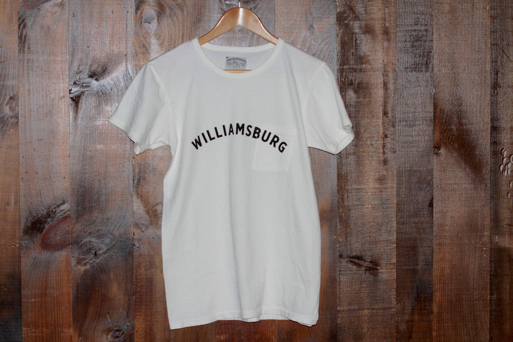 "Williamsburg Neighborhood Souvenir Tube Tee - ""The BillyBurg"""