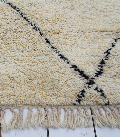 Beni Hand-knotted Rug, Large