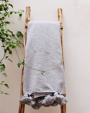 Margot Throw - Grey