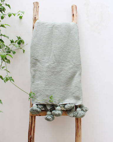 Margot Throw - Sage