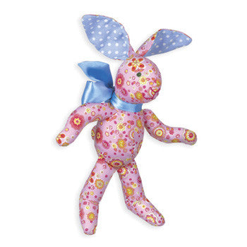 Calico Cottontail™ Pink Bunny
