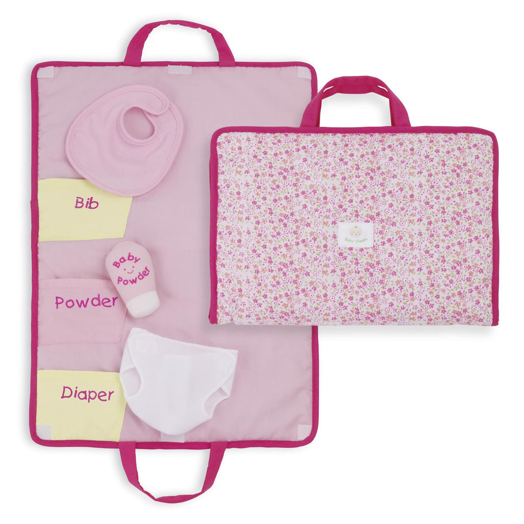 Rosy Cheeks™ Baby Changing Pad Set