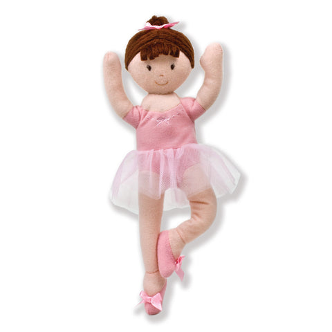 Girls on the Move™ Puppet Ballerina Brunette