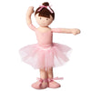 "Girls on the Move™ Ballerina 14"" Brunette"