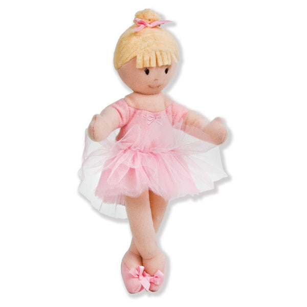 Girls on the Move™ Puppet Ballerina Blonde