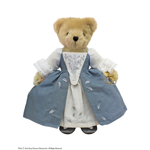 Outlander™ Collectible Bear: Claire Fraser The Wedding