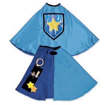 Secret Pocket Cape™ Magical