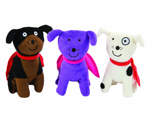"Todd Parr™  Dog 6"" (multiple colors)"