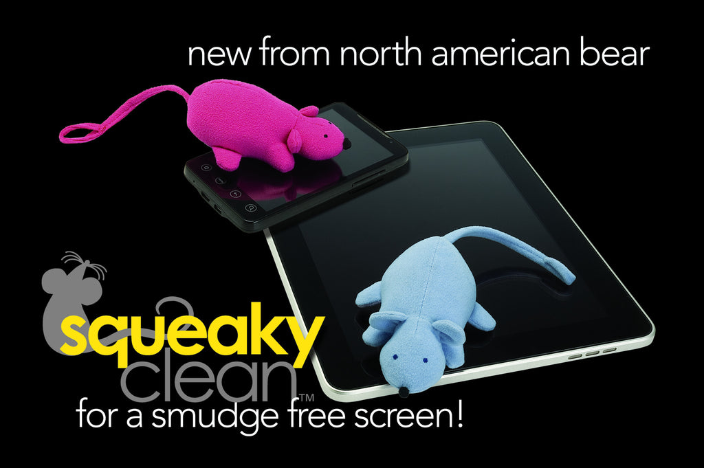 Squeaky Clean™ Mouse