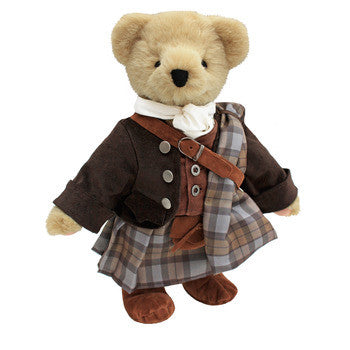 Outlander™ Collectible Bear: JAMIE FRASER