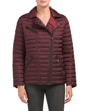 Load image into Gallery viewer, Badgley Mischka Puffer Coat