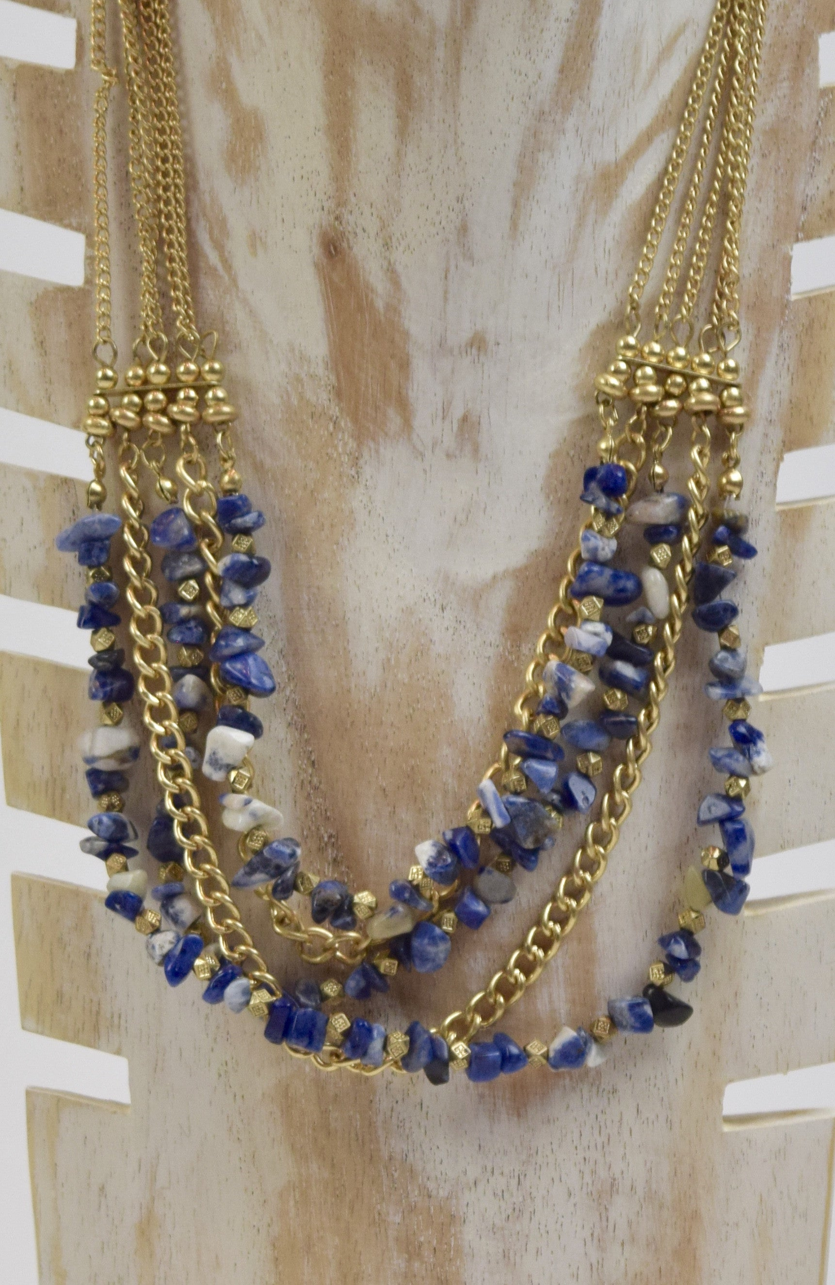 Natural Lapis Necklace