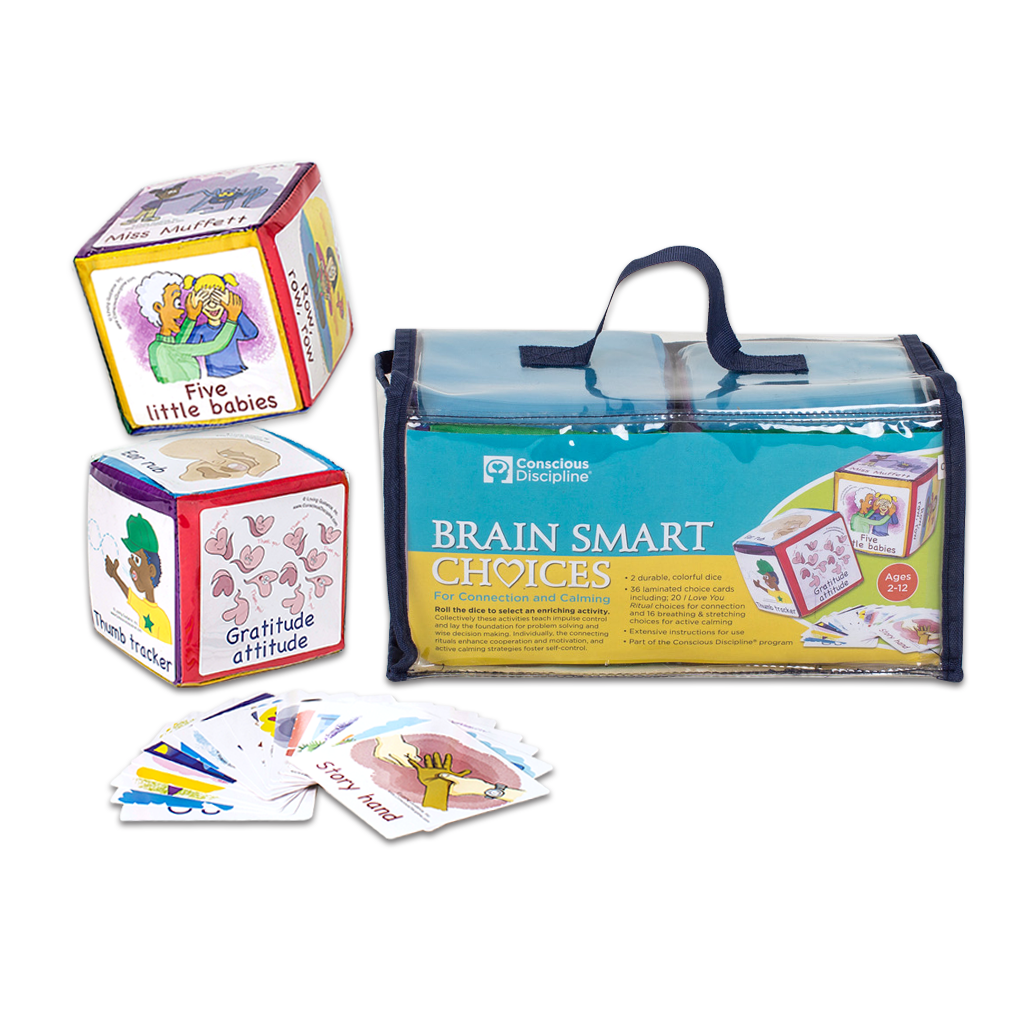 Brain Smart Choice Cubes